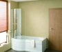 Delphi Bath with dedicated panel