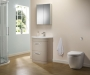 Desire floorstanding roomset with Farmiloe WC